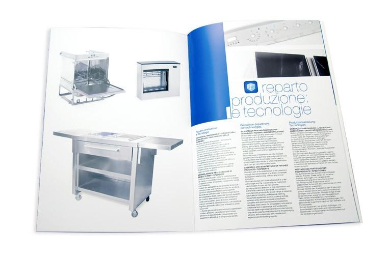 Super Brochure di presentazione dei servizi: Fotografia, Grafica  MG76